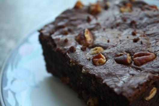 Tripple Chocolate Brownies