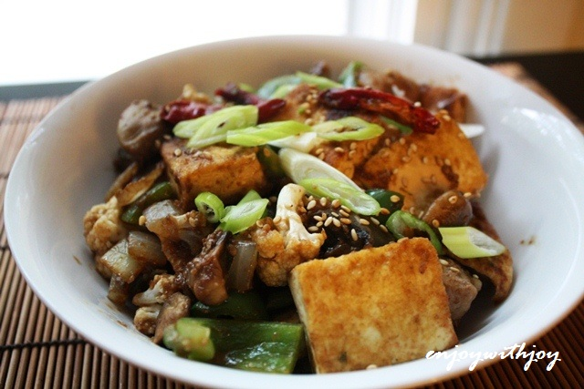 ... peanut sauce braised tofu in spicy sesame peanut sauce recipes