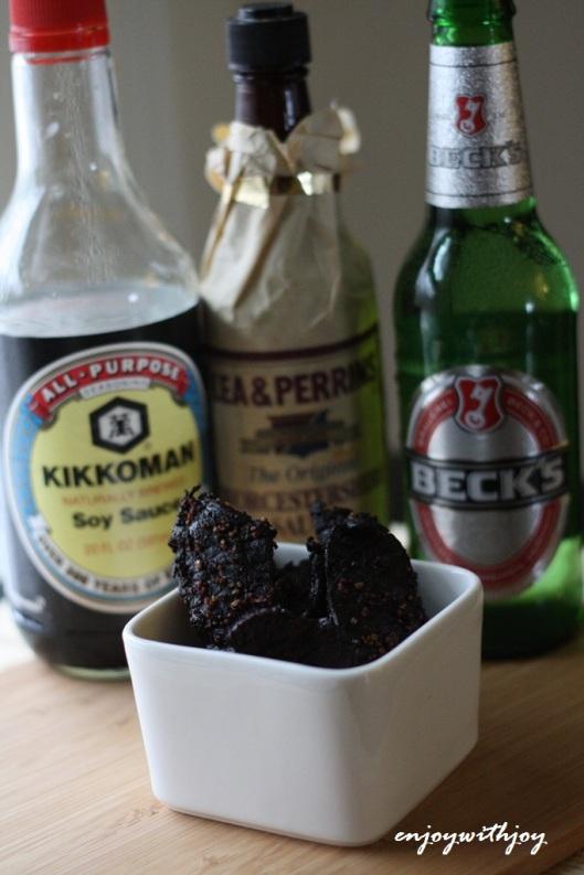 Black Pepper Jerky