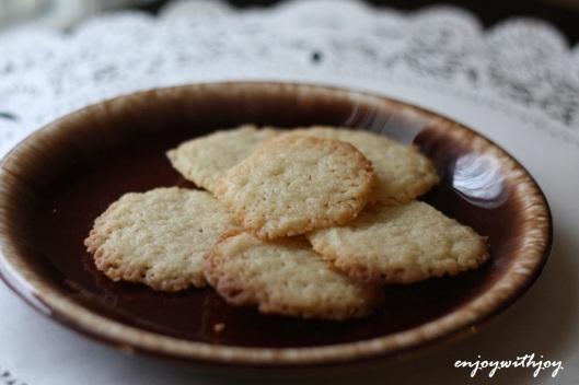 Heidesand (Sand Cookies)